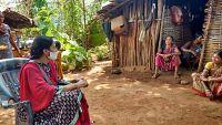 Visit of Ms. Prasanthi from Bhumika network